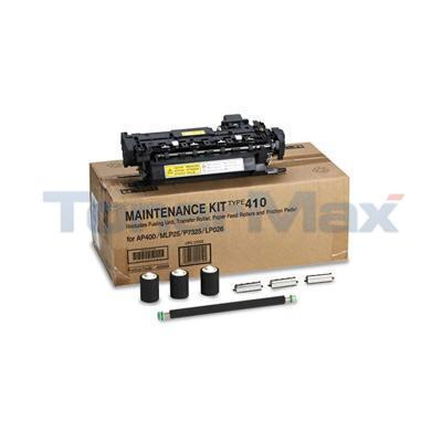 RICOH AFICIO AP410 MAINTENANCE KIT TYPE 410